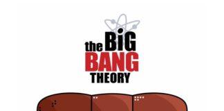 the big bang theory sigla