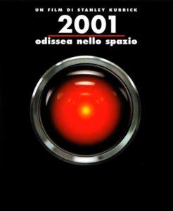 kubrick locandina 2001 odissea nello spazio