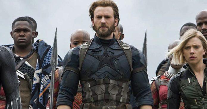 Captain America Avengers 4