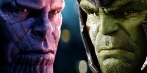 Hulk e Thanos
