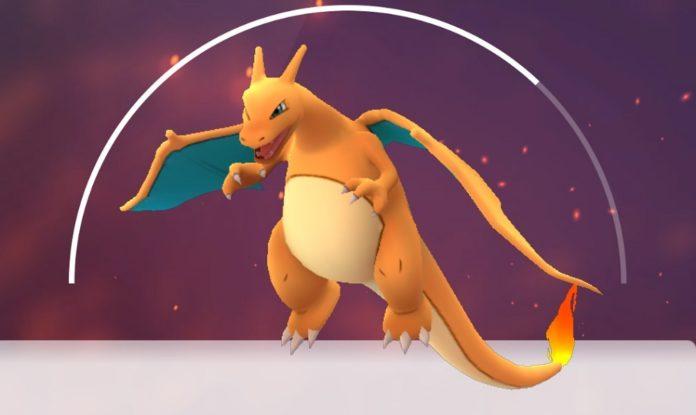 Pokémon GO Charizard