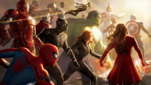Avengers 4 Infinity War