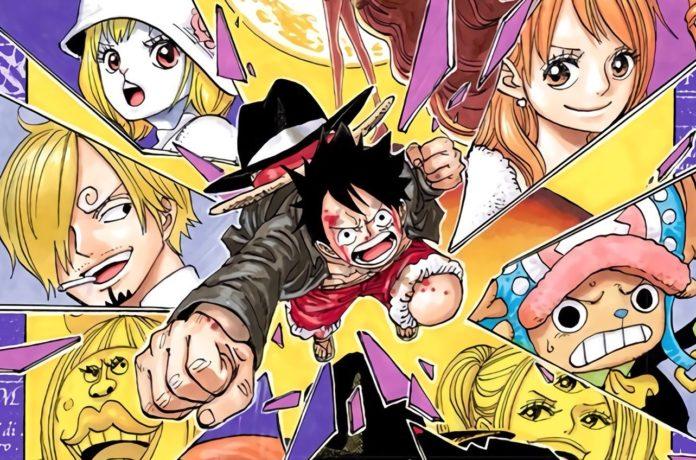 One Piece Capitolo 909 DBD