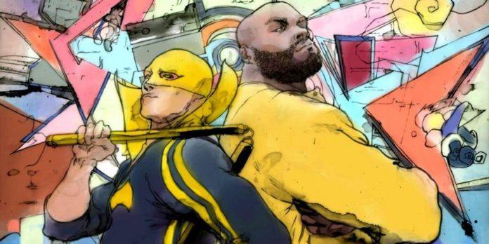 Iron Fist Luke Cage Marvel Netflix