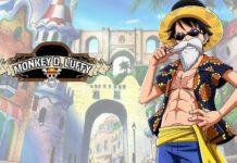 Luffy ed Ace anziani