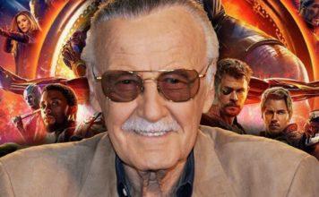 Stan Lee Thanos