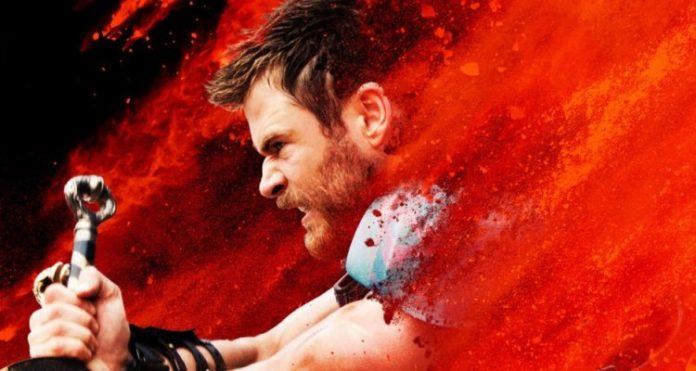 Chris Hemsworth Avengers Thor