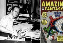 Spider-Man Steve Ditko
