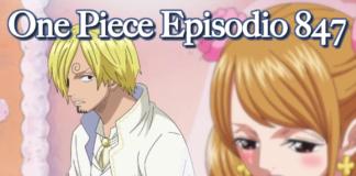 one piece episodio 847