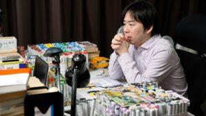 Masahi Kishimoto Eiichiro Oda Naruto One Piece