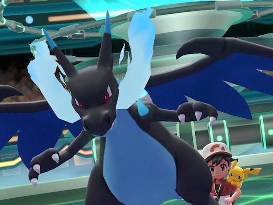 Pokémon Megaevoluzioni Let's Go