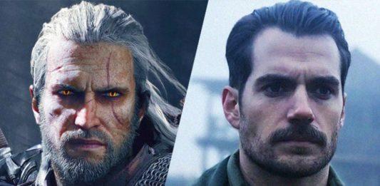 The Witcher Henry Cavill Geralt
