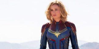 trailer Captain Marvel Brie Larson Samuel L. Jackson
