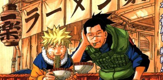 Masashi Kishimoto Naruto ramen