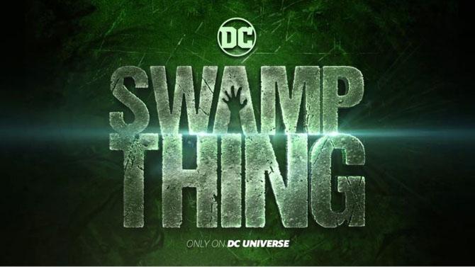 Swamp Thing DC Comics