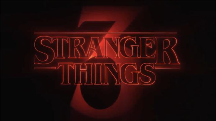 Stranger Thing 3