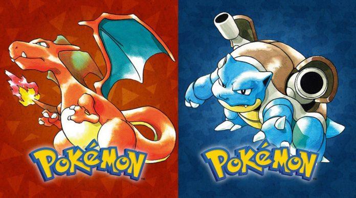 Pokémon Red & Blue