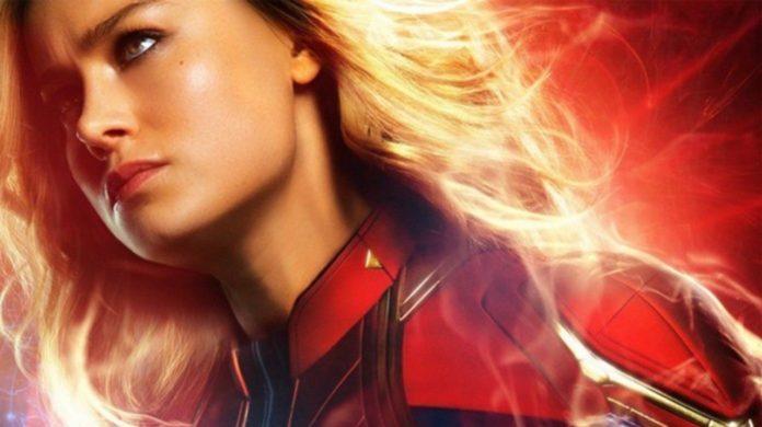 Marvel Captain Marvel sessista