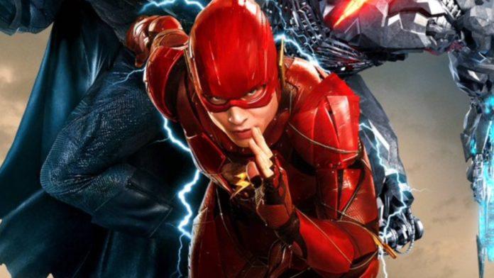DC The Flash Ezra Miller Grant Morrison