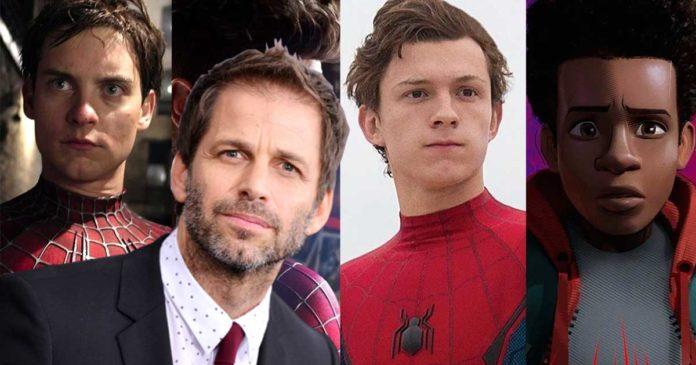 Spider-Man Zack Snyder