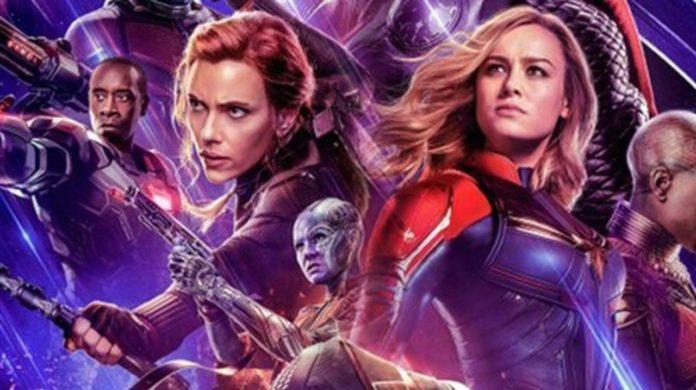 Avengers: Endgame Scarlett Johansson Brie Larson