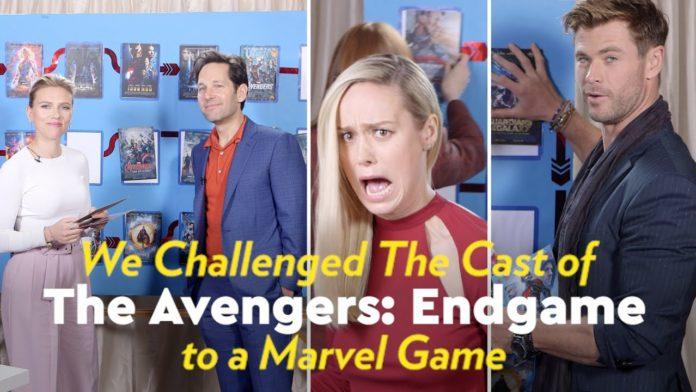 Avengers: Endgame ordine cronologico