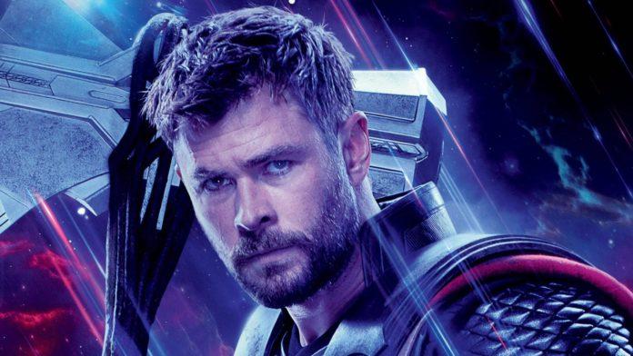 Chris Hemsworth Thor Fase 4