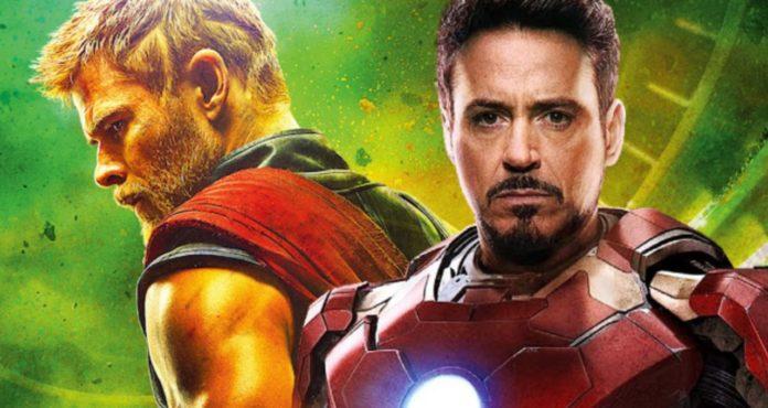 Iron Man Thor Avengers: Endgame